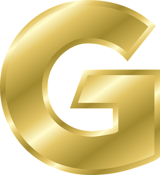 Letter G HD PNG - 120134