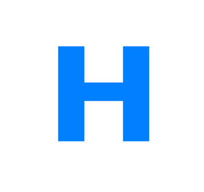 Letter H HD PNG - 120042