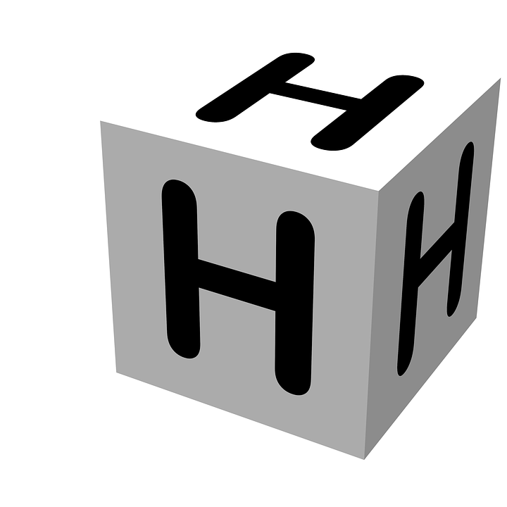 Letter H HD PNG - 120047