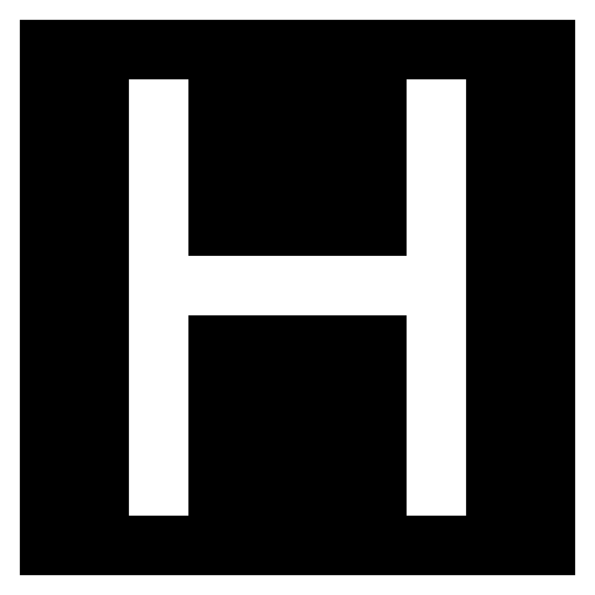 Letter H HD PNG - 120053