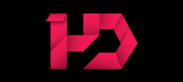 Geometric HD letters look like theyu0027re made from glossy video tape. - Letters  HD PNG - Letter I HD PNG