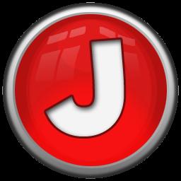 Download PNG   256px PlusPng.com  - Letter J HD PNG