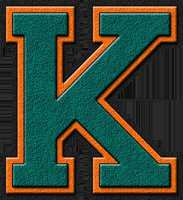 Letter K HD PNG-PlusPNG.com-366 - Letter K HD PNG