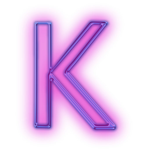 Letter K HD PNG - 92226