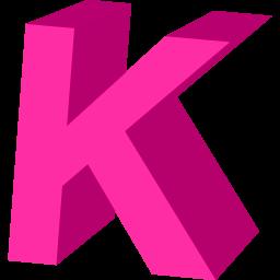 Letter K HD PNG - 92229