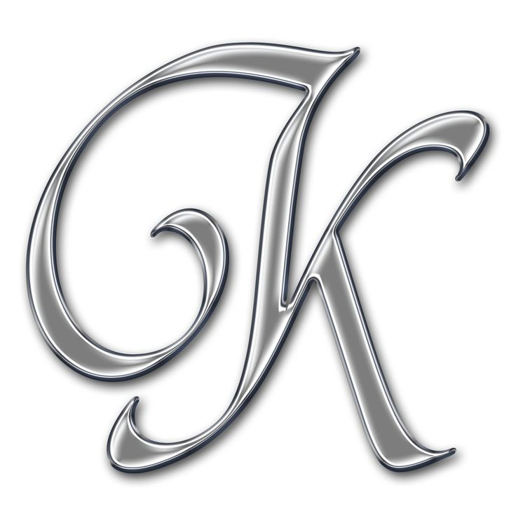 Letter K HD PNG - 92224