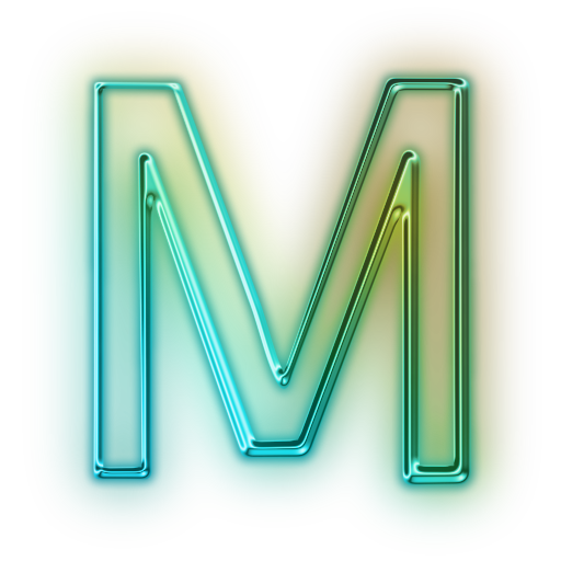 Capital Letter M Icon #110699 - Letter M HD PNG