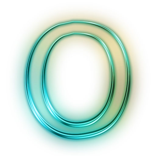Capital Letter O Icon #110703 - Letter O PNG