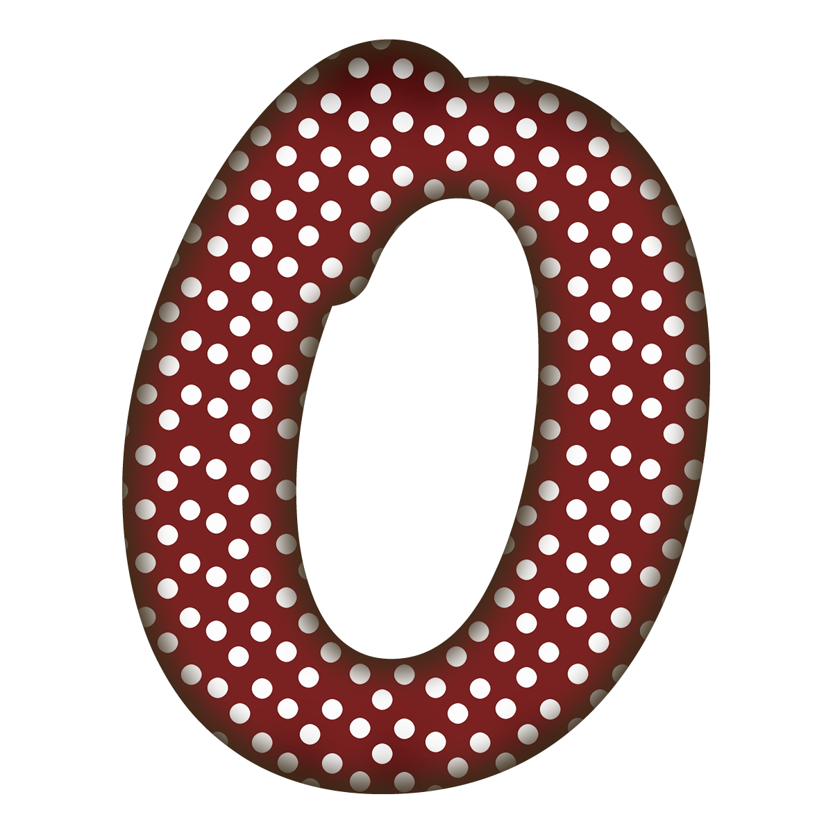 Craft - Letter O PNG