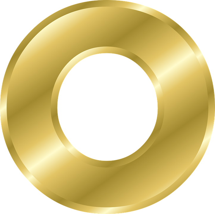 Letter O PNG - 64749