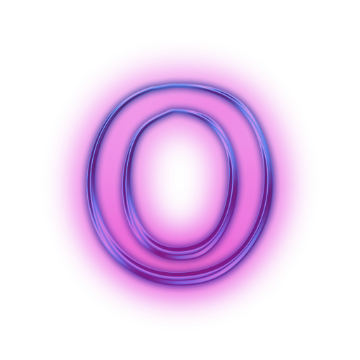 Letter O PNG - 64741