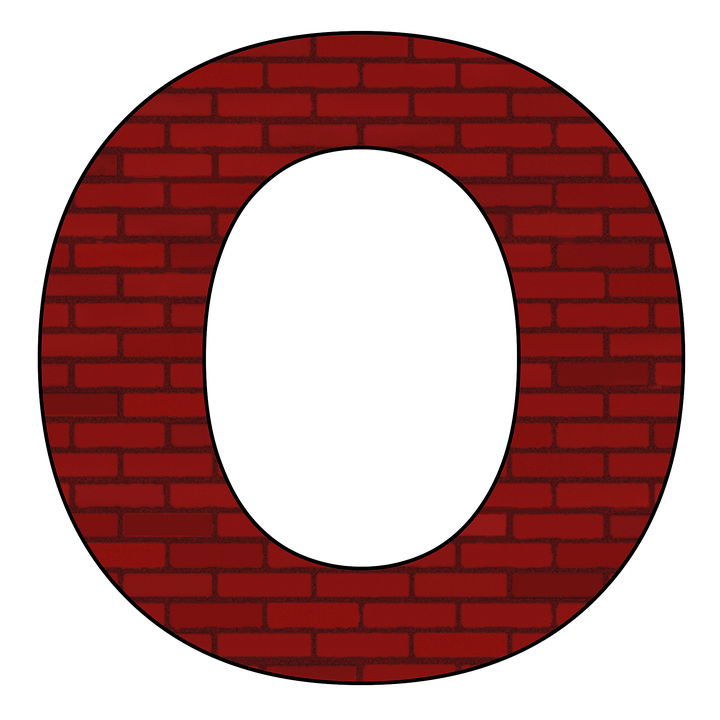 Letter O PNG - 64738