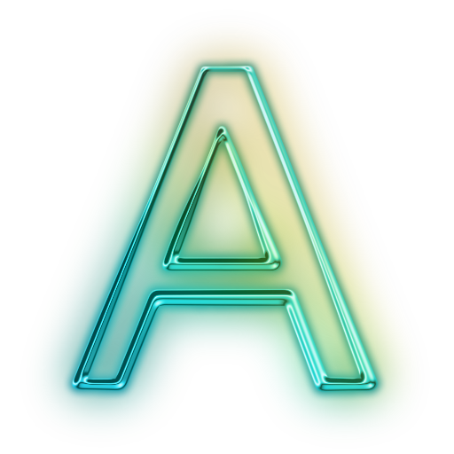 Letter A Icon Png Image #8847 - Letter PNG