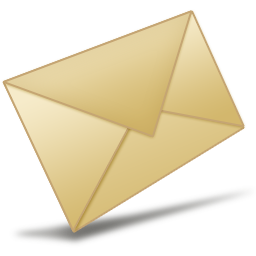 Message, Letter, Mail, Envelop, Email, Office Icon - Letter PNG