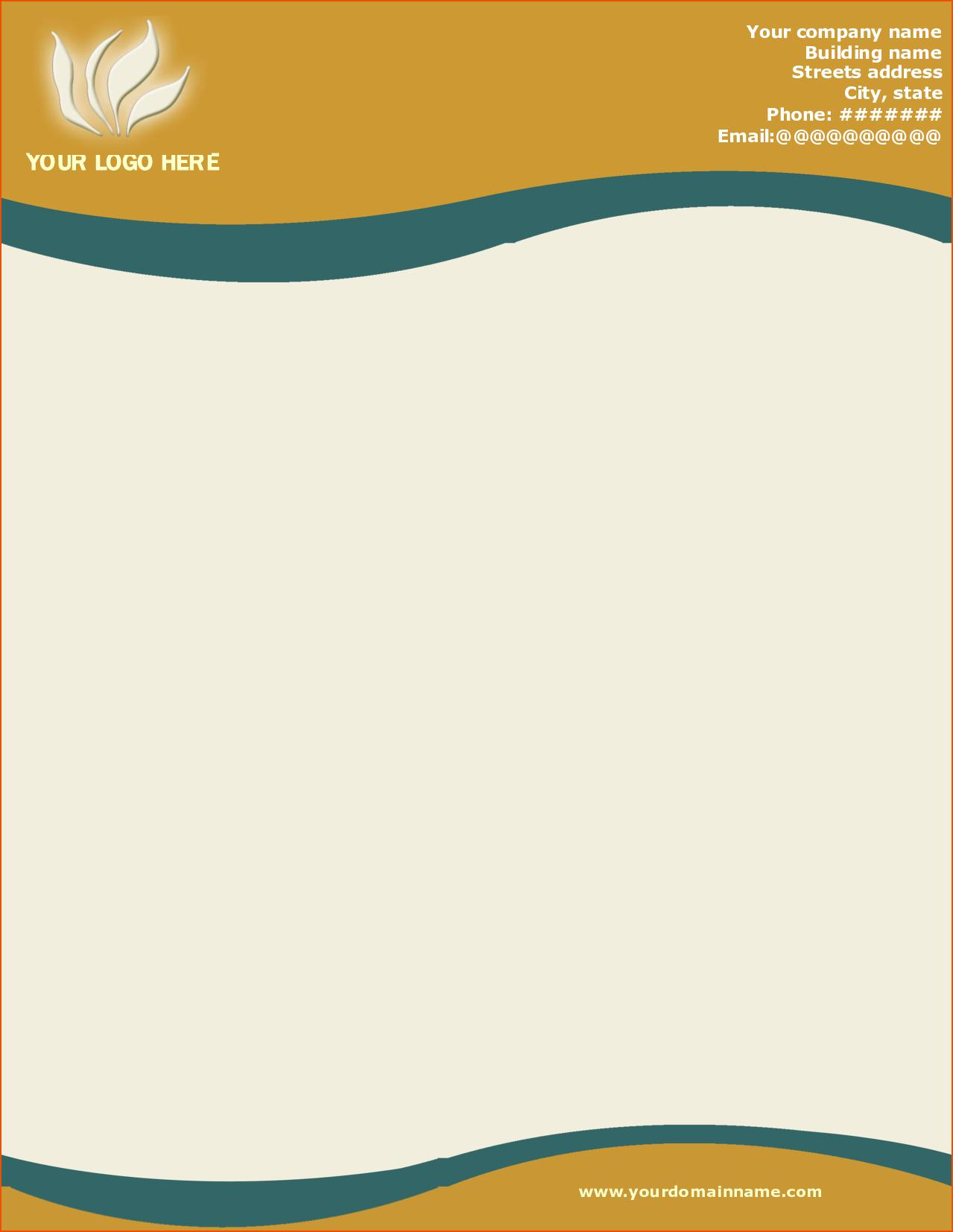 Letterhead PNG HD - 138343
