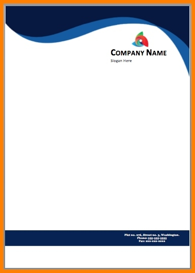 Letterhead Design Free Download | Free Printable Letterhead throughout  Letterhead Designs Png - Letterhead PNG HD