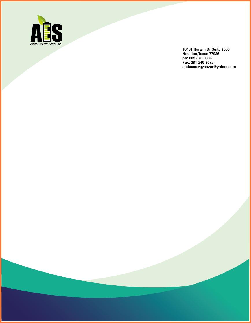 Letterhead PNG HD - 138347