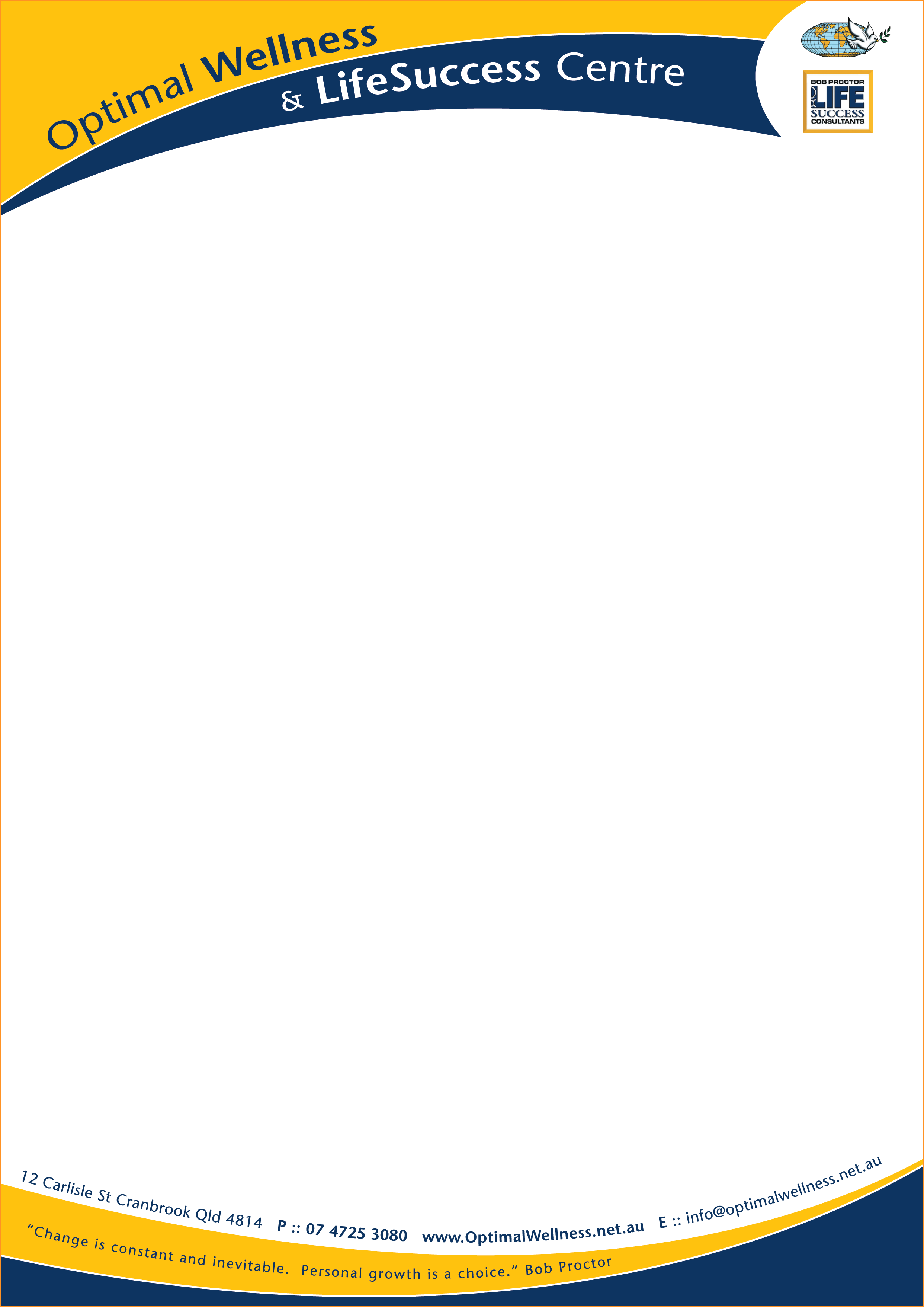 Letterheads Examples.OPWC Letterhead 01.png - Letterhead PNG HD