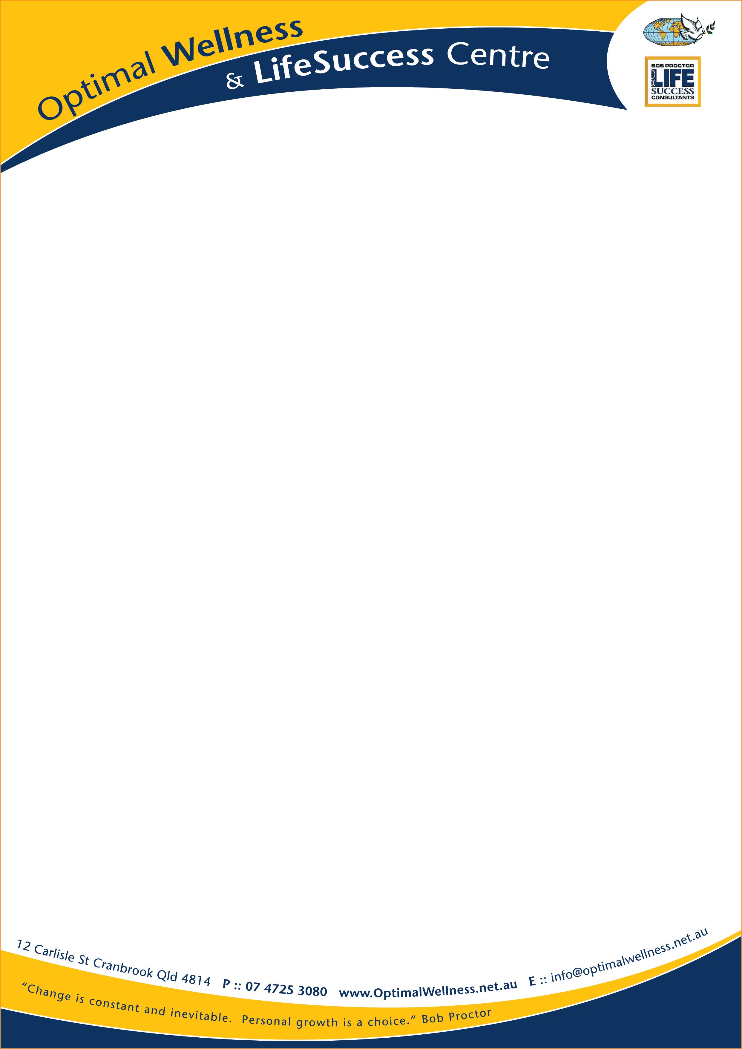 Letterhead PNG HD - 138349