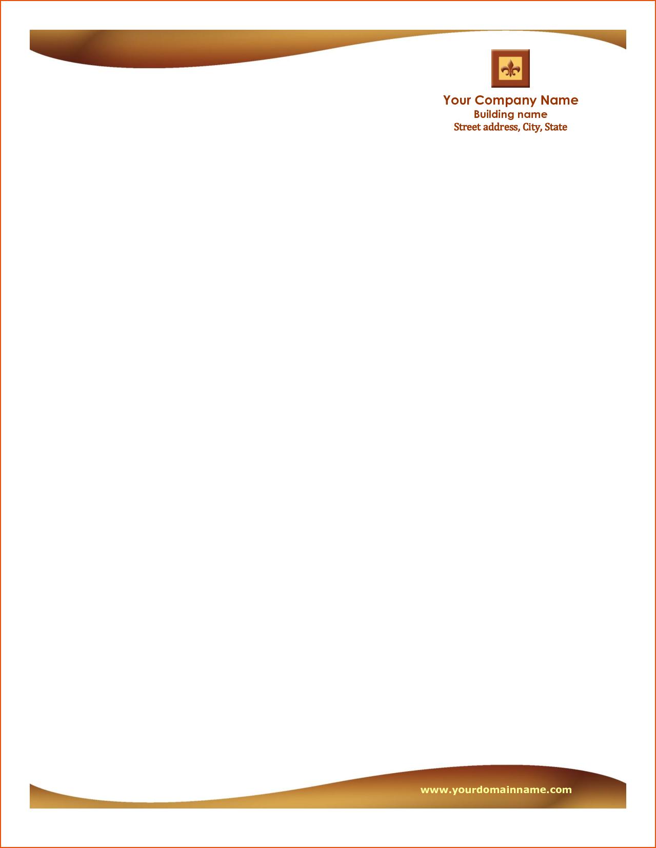 Letterhead PNG HD - 138337