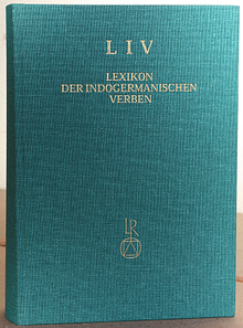 Lexikon der indogermanischen Verben.png - Lexikon PNG