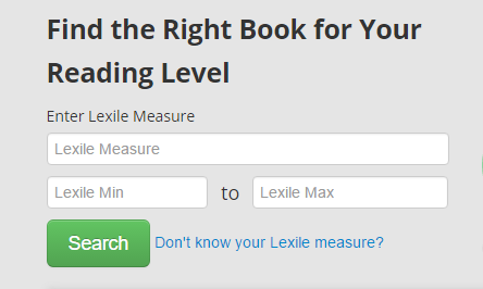 Image courtesy of Lexile - Lexile PNG