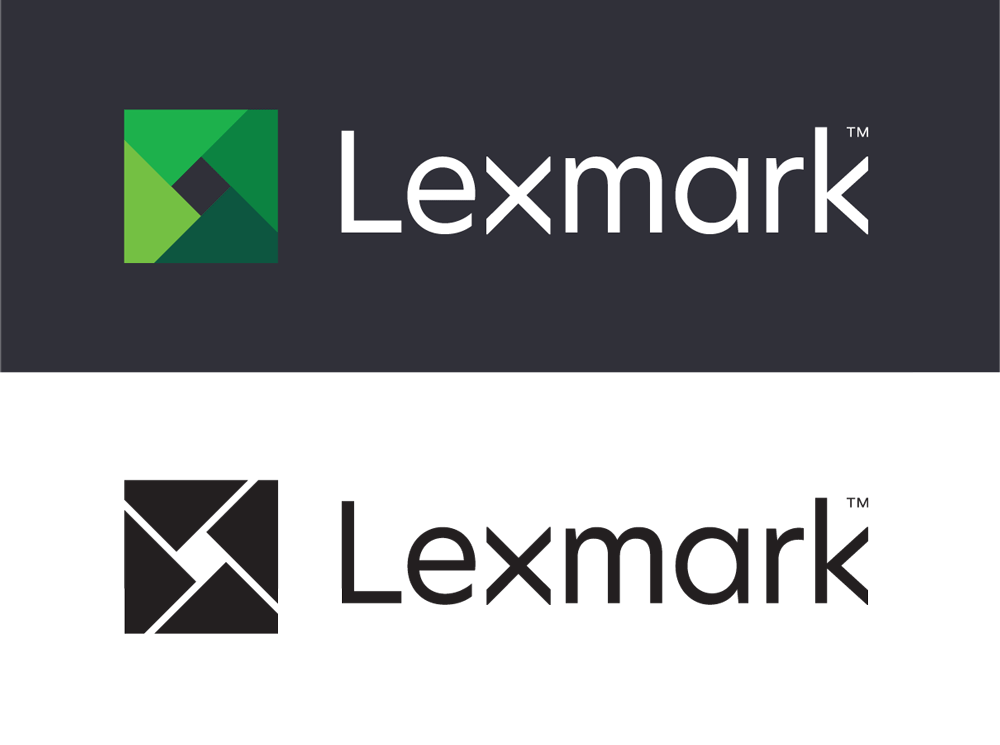 New Logo and Identity for Lexmark by Moving Brands - Lexmark Logo PNG