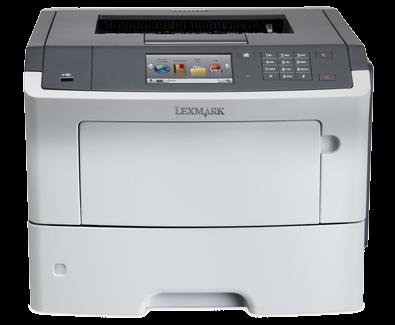 Lexmark MS610de - Lexmark PNG