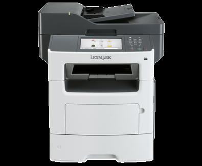 Lexmark MX611dhe - Lexmark PNG