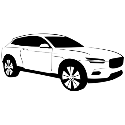 Luxury Clip Art, Vector Luxury - Lexus Auto Vector PNG