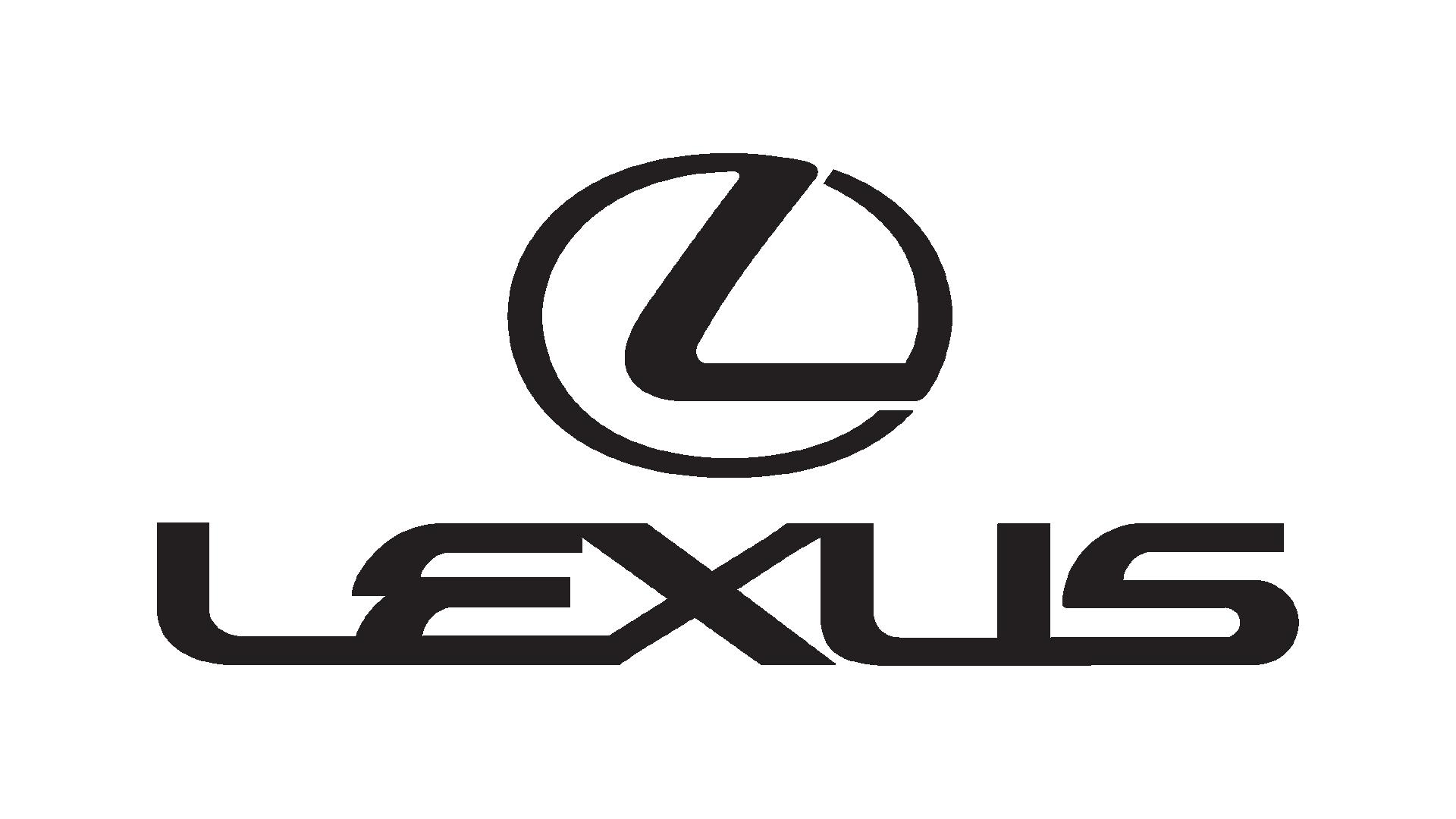 Lexus Symbol (Black) 1920x108