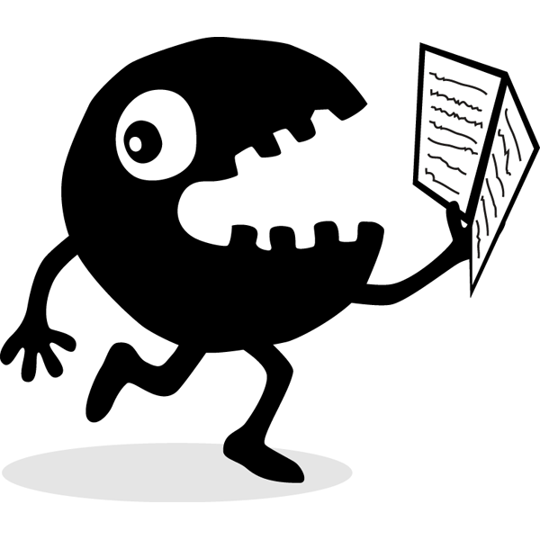 Begrijpend Lezen met de krant - Lezen PNG