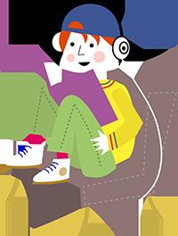 Met een Meeluisterboek kunnen leeszwakke kinderen lezen u0026 luisteren  tegelijk. Terwijl het kind een u0027echt papieren boeku0027 leest, luistert het  online mee met PlusPng.com  - Lezen PNG