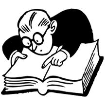 Tijdens je examen moet je veel teksten lezen. Waarschijnlijk kom je in  ieder examen wel een paar woorden tegen waar je nog nooit van hebt gehoord. - Lezen PNG