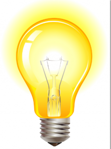 Incandescent A Lamp - Light Bulb PNG HD