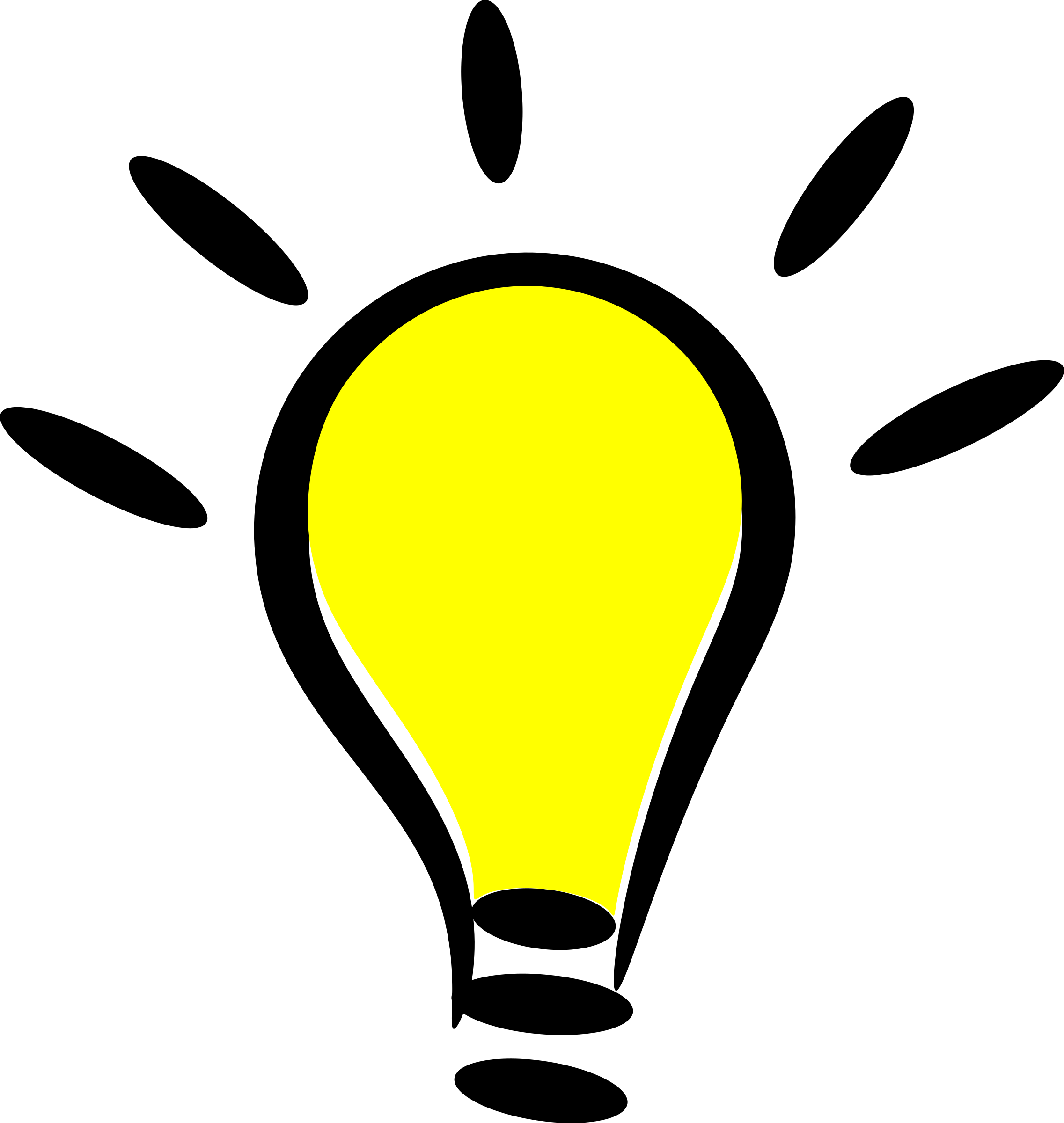 Light Bulb PNG File - Light Bulb PNG