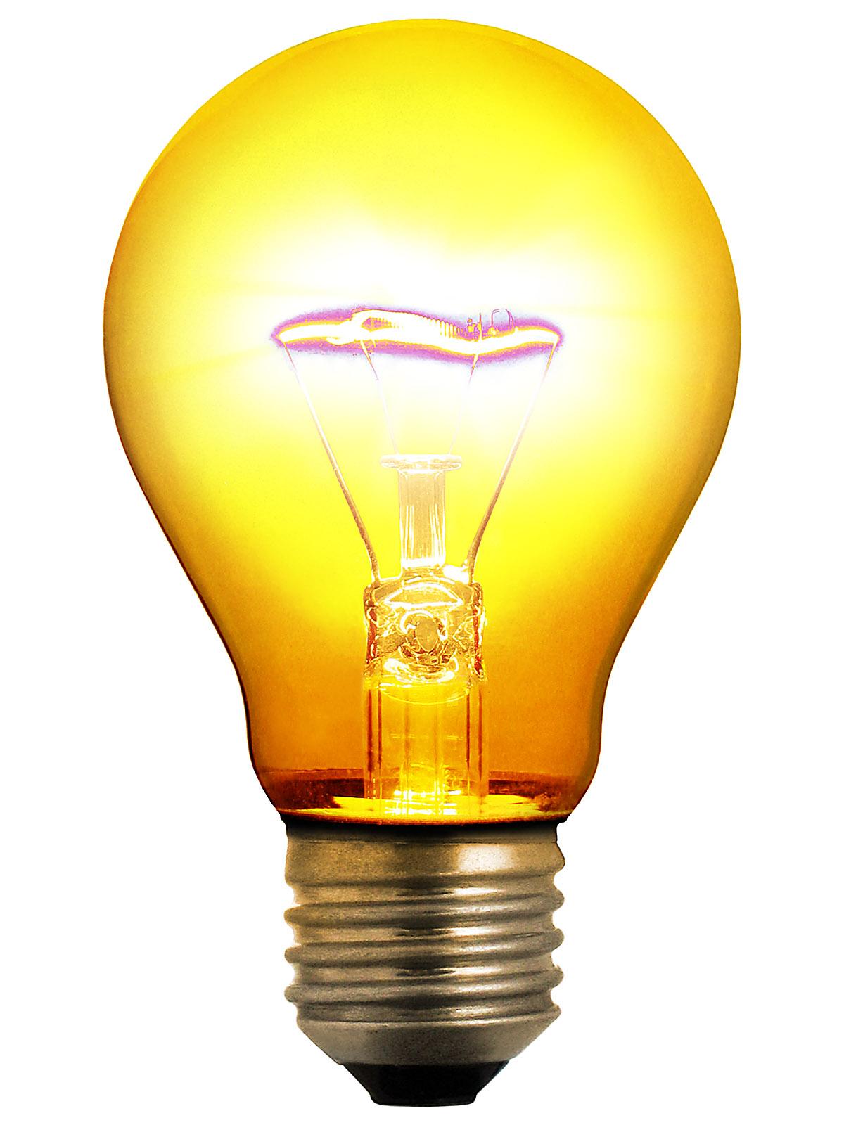 Light Bulb PNG