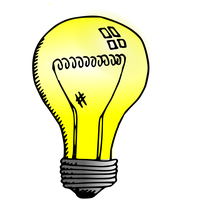 Light Bulb PNG - 44272