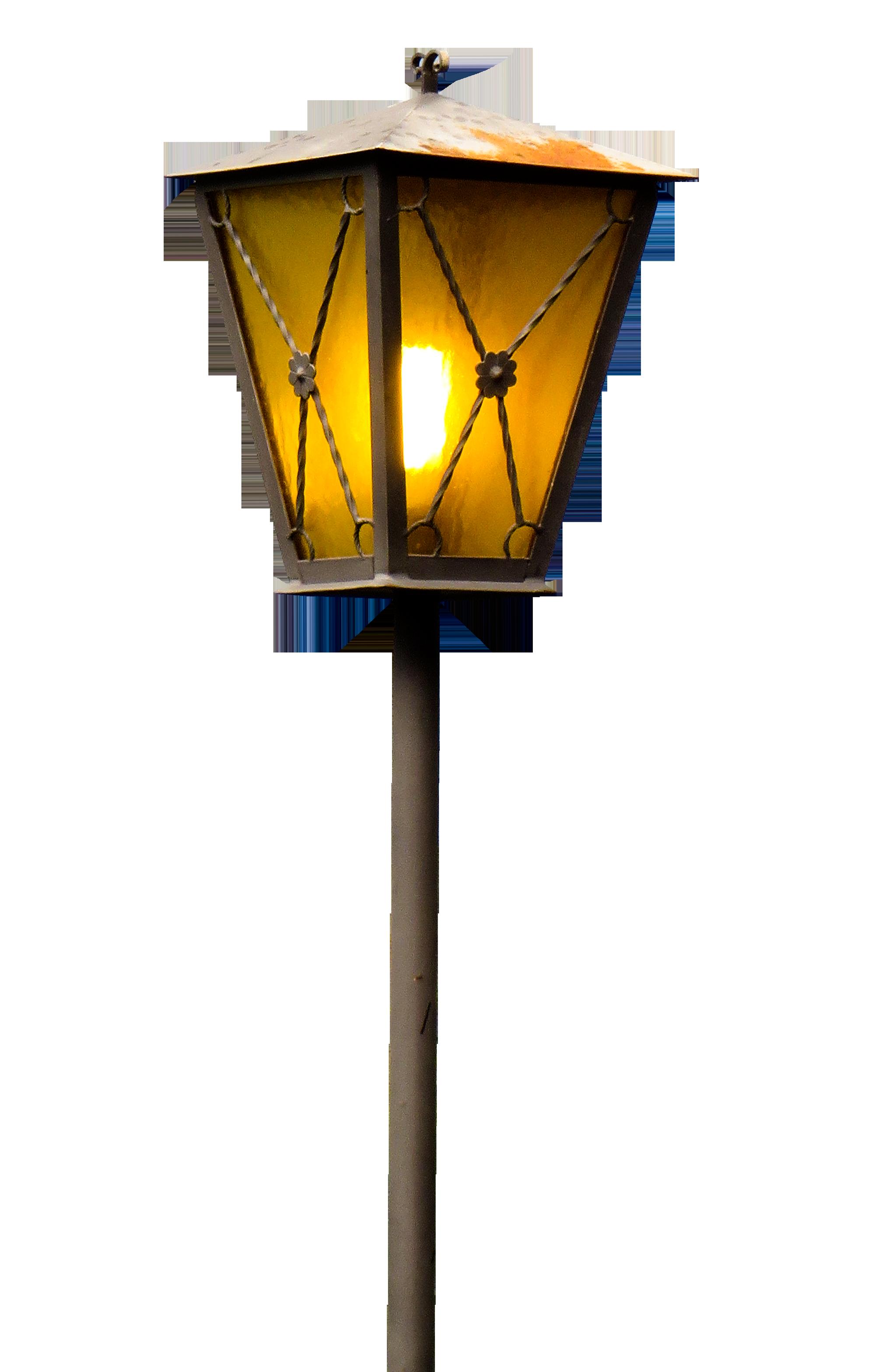 Street Light PNG File