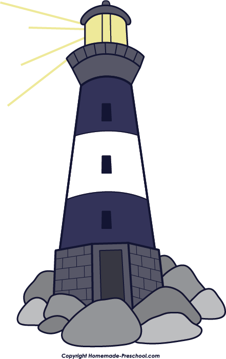 Free lighthouse clipart - Lighthouse PNG Public Domain