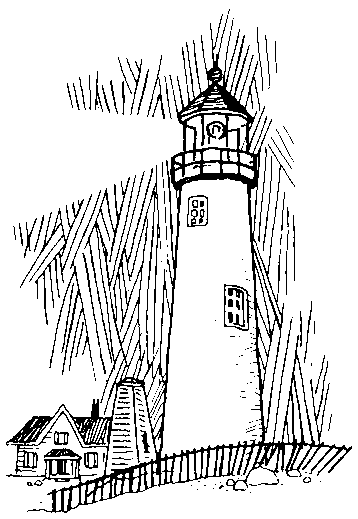 Free lighthouse clipart public domain buildings clip art images 3 - Lighthouse PNG Public Domain