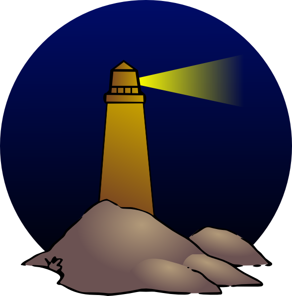 Lighthouse Clip Art at Clker pluspng.com - vector clip art online, royalty free u0026 public  domain - Lighthouse PNG Public Domain