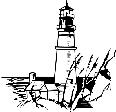Lighthouse Clip Art Free - Clipart library - Lighthouse PNG Public Domain