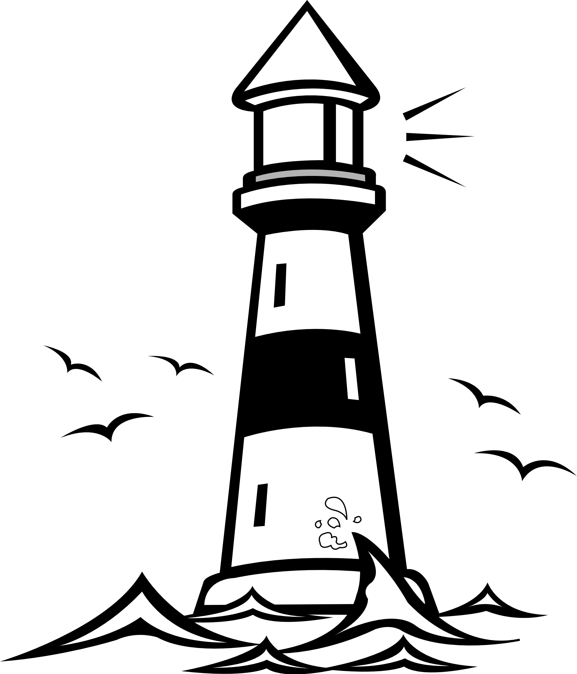 lighthouse clipart - Lighthouse PNG Public Domain