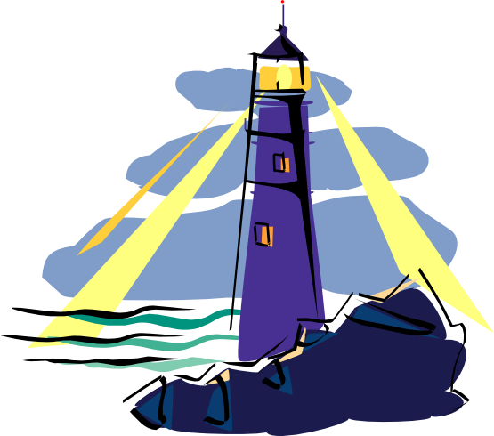 Public-Domain Lighthouse Clip Art - Lighthouse PNG Public Domain