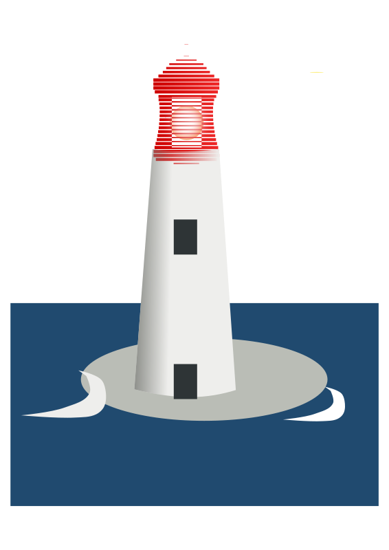 This lighthouse clip art free clipart images - Lighthouse PNG Public Domain