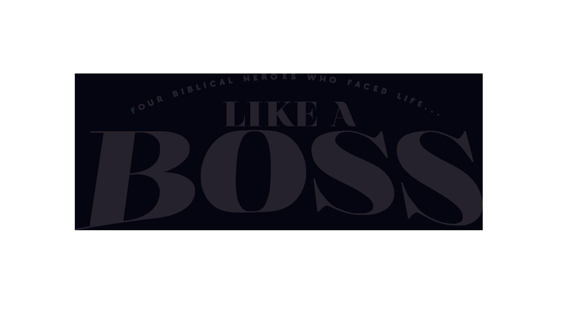Like a Boss PNG - 23120