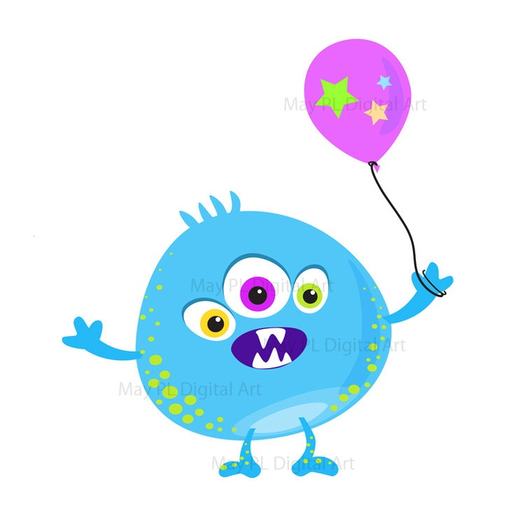 158 best images about Monsters - Lil Monster PNG