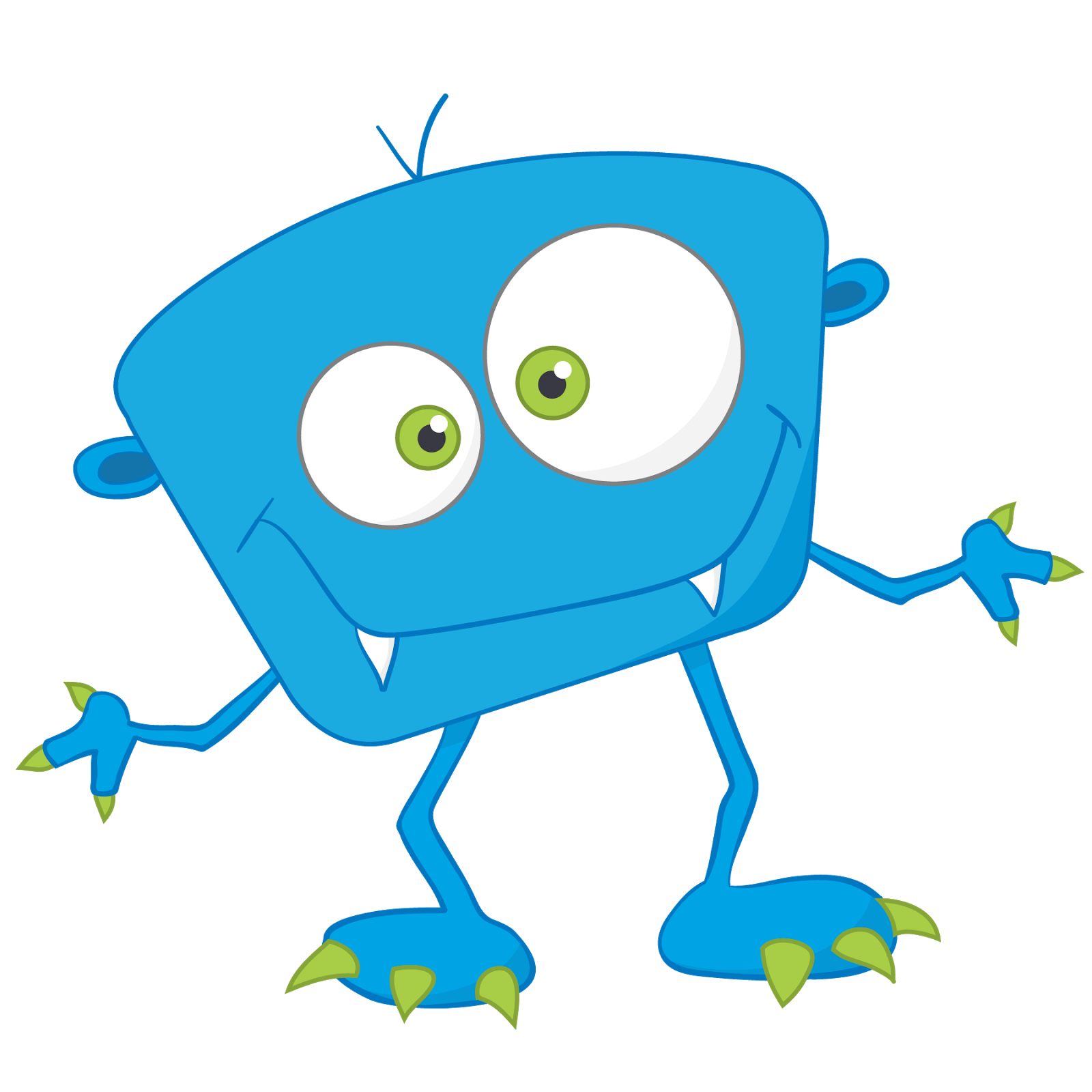 Cookie monster clipart the cliparts - Lil Monster PNG