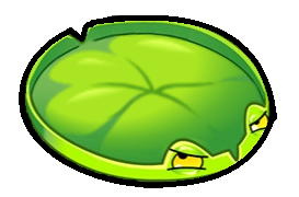 File:HD Lily Pad by Uselessguy.png - Lily Pad PNG